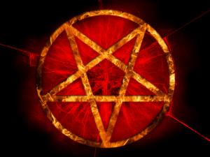 inverted-red-pentagram